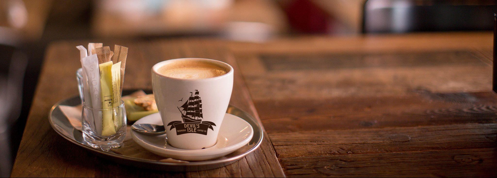 Coffee Intro Startpage